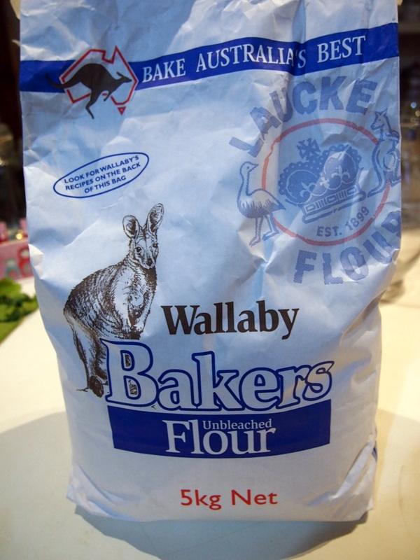 Lauke Bakers flour from South Australia