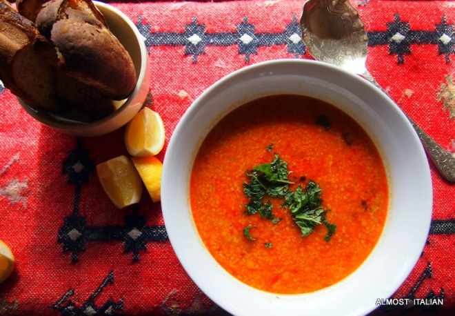 Turkish Bridal Soup