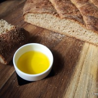 Italian Wholemeal and Honey Bread / Pane Integrale