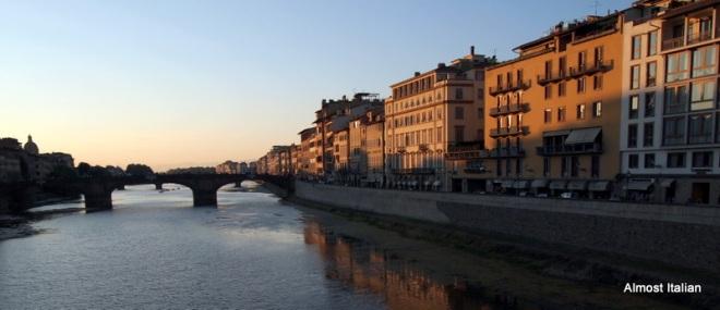 Il fiume d'Arno