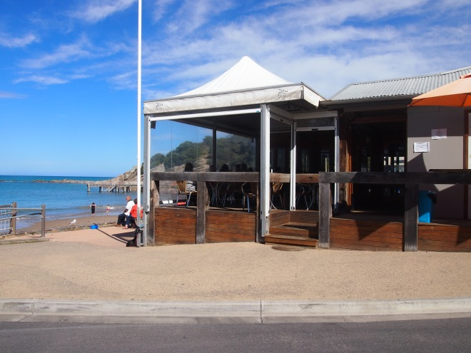 The Flying Fish Cafe, Port Elliot, South Australia