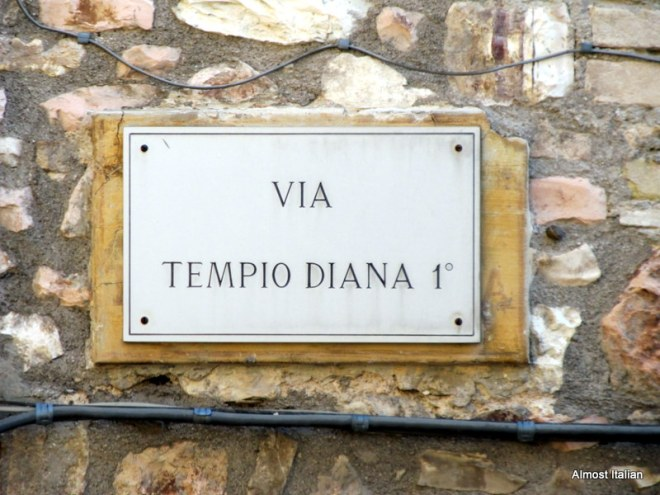 I would love to live at No 1, Diana Temple Street.