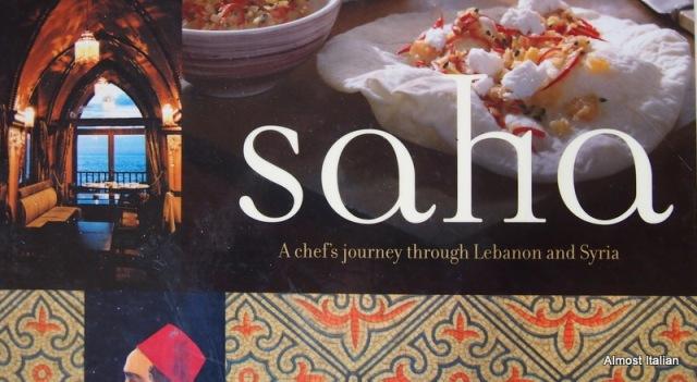 Saha, by Greg and Lufy Malouf.