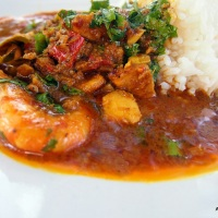 Balinese Fish Curry. Tropical Nirvana