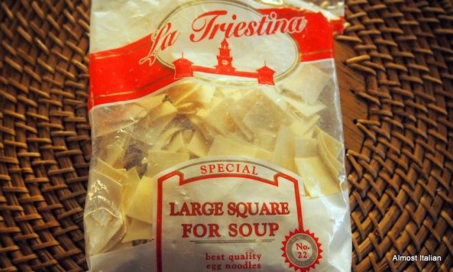 My Favourite Pastina by La Triestina company, Brunswick.