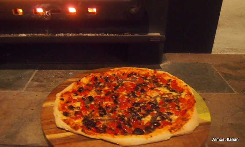 Pizza on the Hearth