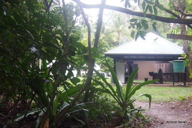 Camp Kitchen Cape Tribulation, Far North Queensland