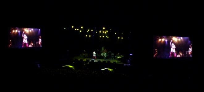 Sound relief Concert 2009.