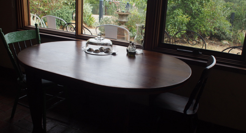 A table for two