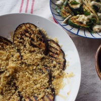 Around the Outside. Italian Vegetarian Contorni