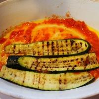 Zucchini Alert. Zucchini Parmigiana