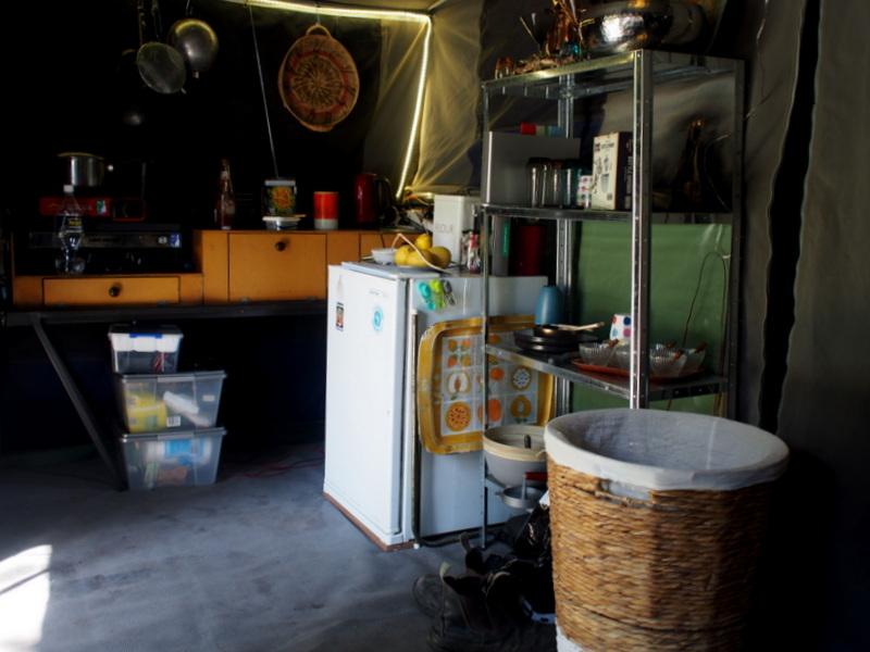 In Maxine's Kitchen