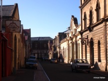 walking through a Dickensian novel. Oamaru