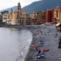The Highlight of Camogli, Italy