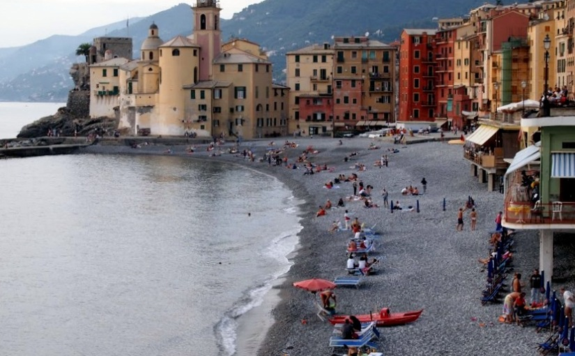 The Highlight of Camogli, Italy