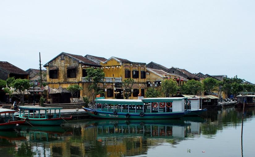 Narrow in Hội An,Vietnam