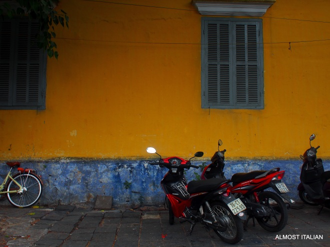 Yellow Walls, Hoi An, Vietnam