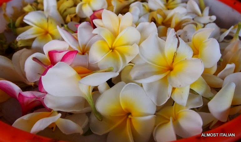 Balinese Ritual and Ceremony. Flowers andFarewell