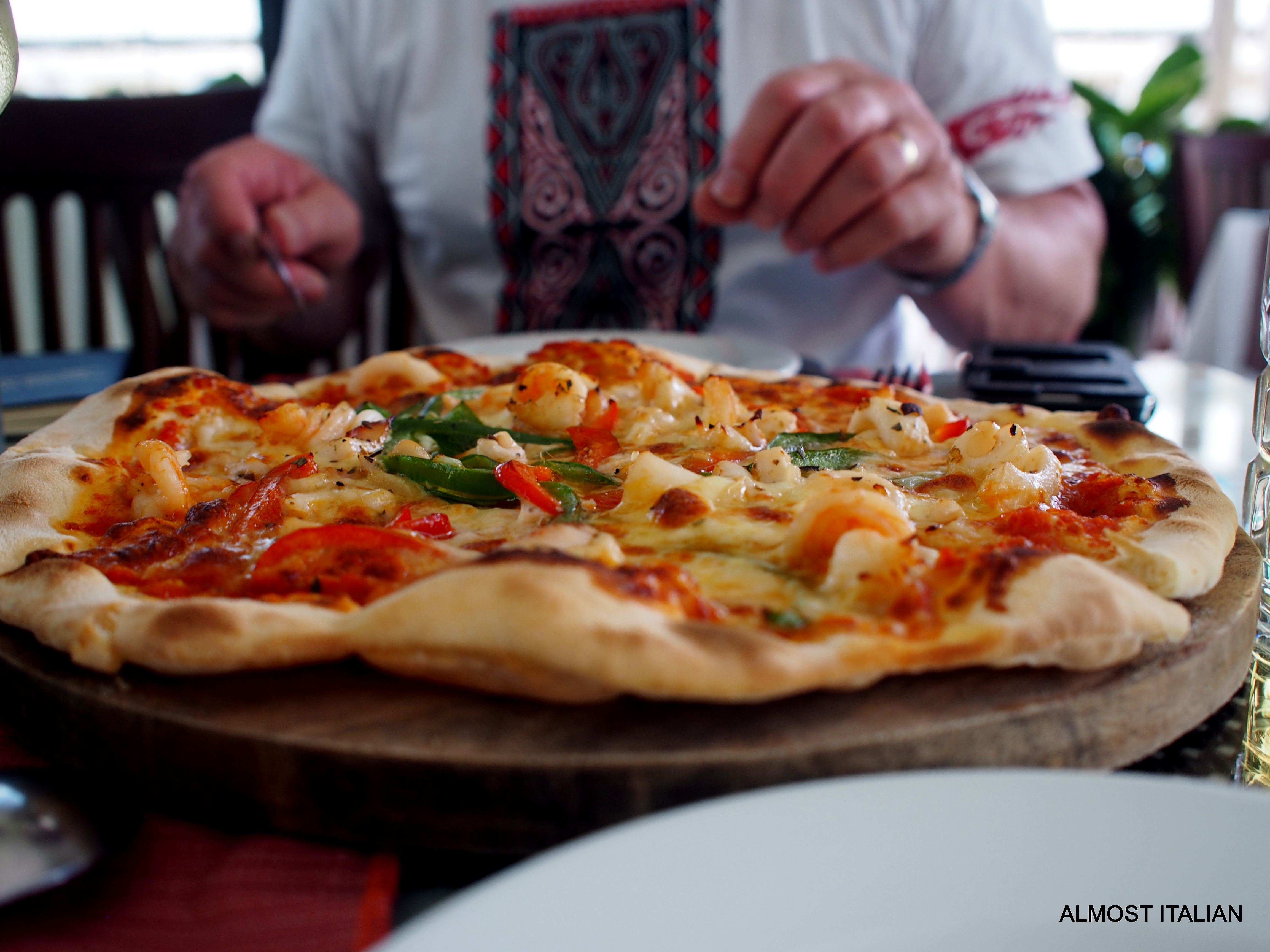 Pizza Heaven at Zucca, Hue
