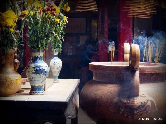 Buddhist Pagoda, Can Tho, Vietnam