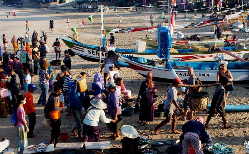 A Quest for Fish. Jimbaran Fish Market,Bali