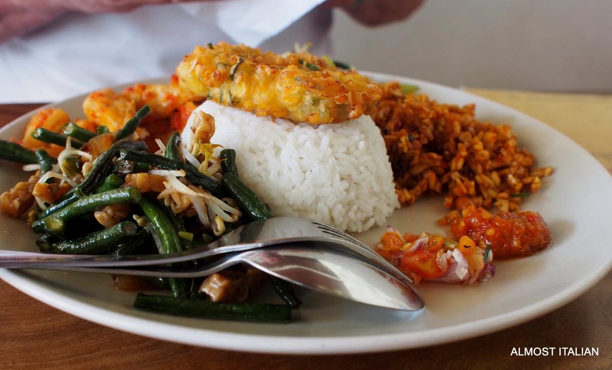 Warung Santai. Bali on a Plate