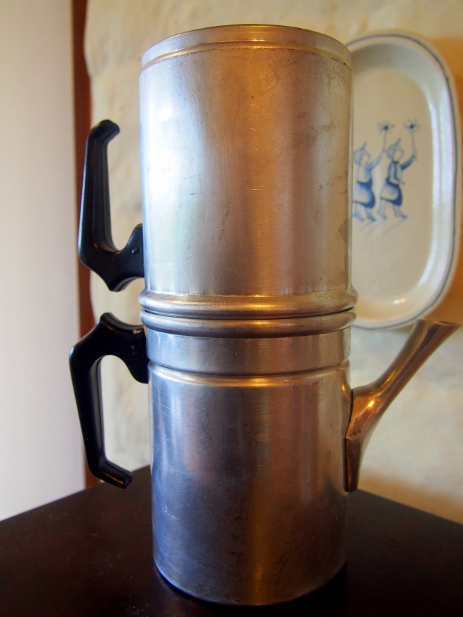 Napolitana coffee maker