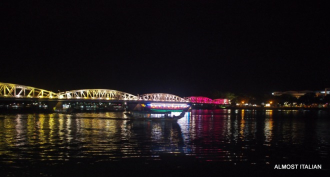 Shining Bridge of Hue, the Truong Tien Bridge