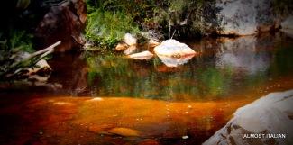 Ancient pool, Gariwerd