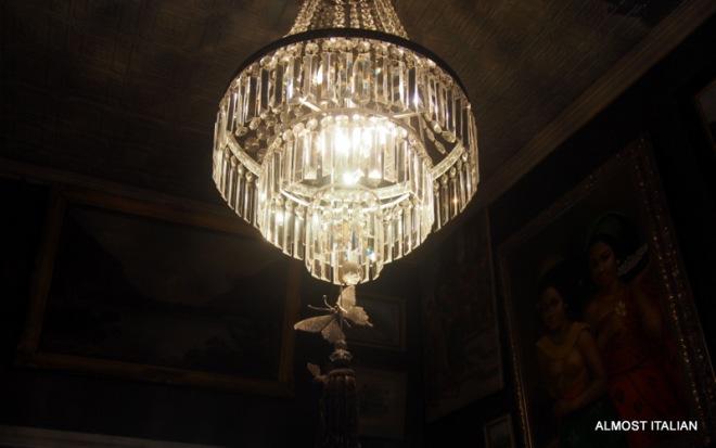 entrance foyer chandelier