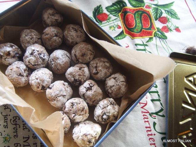 biscotti da Siracusa, Sicilia