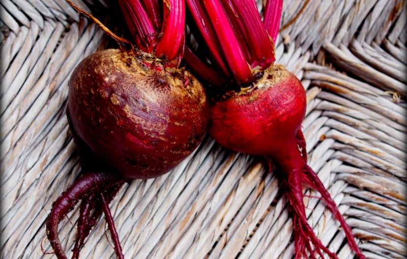 A Beet in Time. Beetroot and Caramelised OnionRelish.