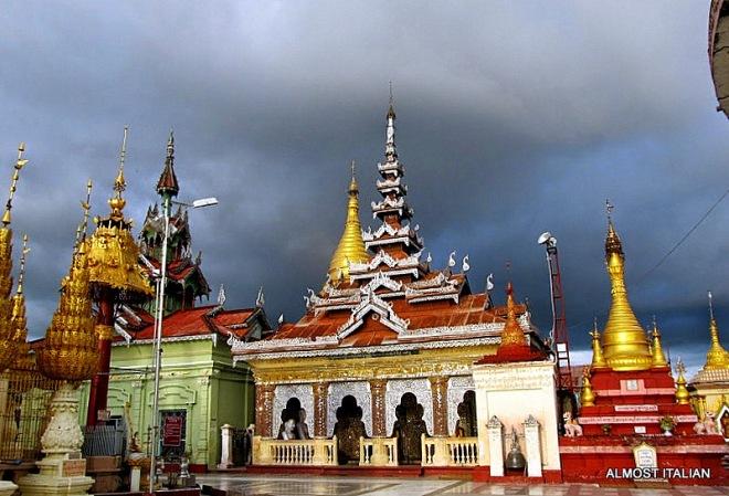 More moody temples, Myanmar