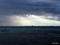 Sometimes Port Phillip Bay looks so Celtic.
