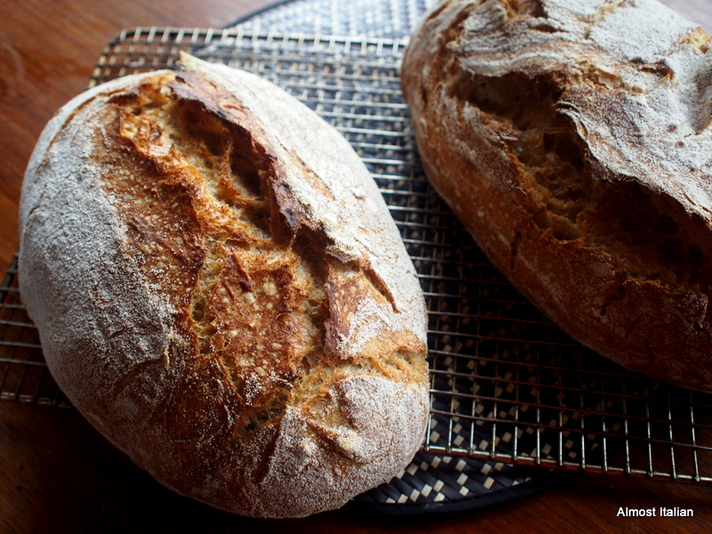 Stand by your fam sourdough loaves.