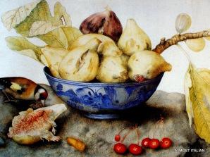 , Giovanna Garzoni, 1600-1670