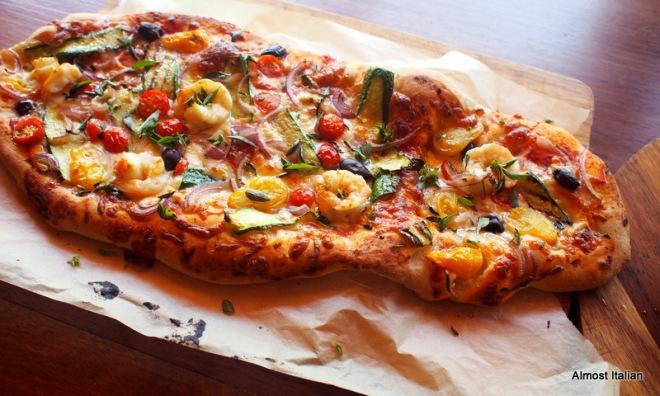 Pizza 5 Tesori