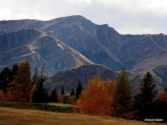 The dramatic views of Central Otago