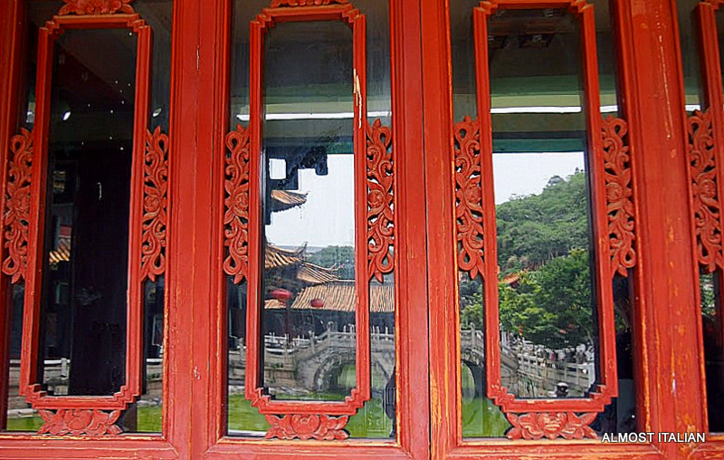 Chinese Doors of Ancient Walled Cities.