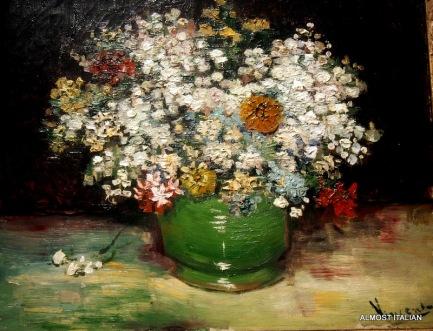 Detail from Van Gogh, Seasons, NFV