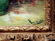 Detail from Van Gogh. Seasons. NGV