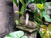 Mossed statues, Ubud