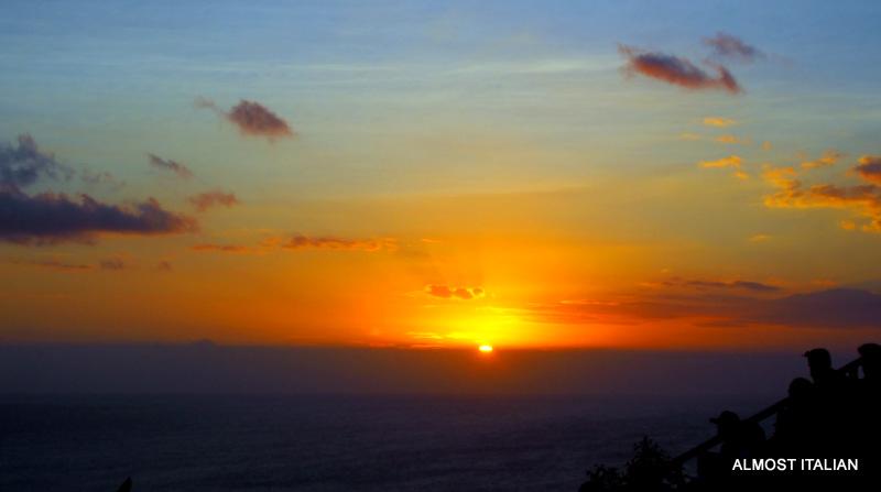 Sunset Kecak Dance. Uluwatu,Bali