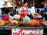 food stall, Sunday walking Market