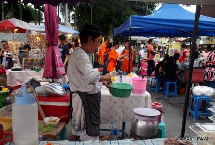 Food stall, Chiang mAi