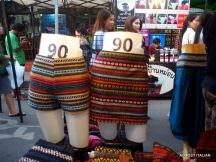 Sunday walking market, Chiang Mai, '17