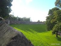 York's walls