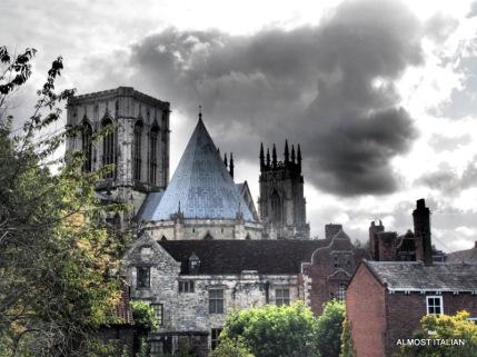 wall views York