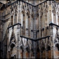 York. The Minster and a Song