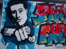 East side Gallery, Berlin
